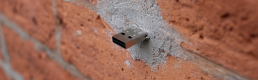 Flash Drive In The Wall?