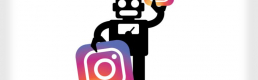 Instagram bots in the debate of free labor