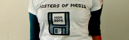 Masters of Media t-shirts