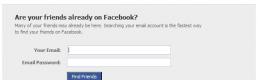 Facebook THE example of data portability