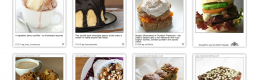 Food Blogs as a Surrogate for Action