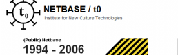 Book review: Public Netbase: Non Stop Future/ New practices in Art and Media