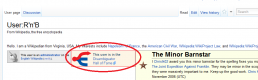 Wikipedia – an Impression About the First Entry