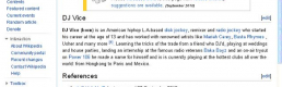 Wikipedia is the mother of my entry