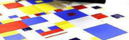 Mondrian in the age of Information Visualization.