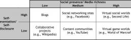 The Public Sphere, New Media and Politics