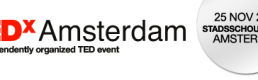 TEDx Amsterdam: Interview with Marian Spier