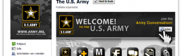 Cyber Recruiting: The US Army on Social Media