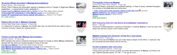 Google's Newrosis: How the issue language pre-determines the content of Google search results