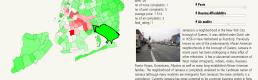 NYC Neighborhood Explorer: Data Visualization Tool
