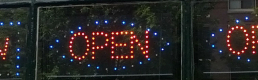 NIMk: Yes, they're still open!