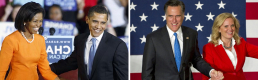 Obama vs. Romney: analyzing the image of the future First Lady