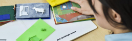 3D printing: a tool in revolutionizing the books for visually impaired children