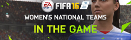 Women and Soccer Do Go Together – EA Sports FIFA 16