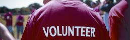 Volunteering at Hand