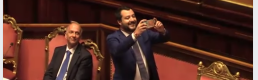 Matteo Salvini and the potentials of Facebook live-stream