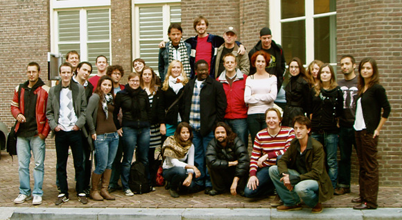 MofM Class 2008/2009