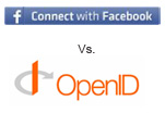 Facebook Connect vs. OpenID