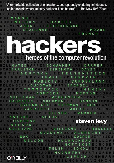 Bookcover Hackers