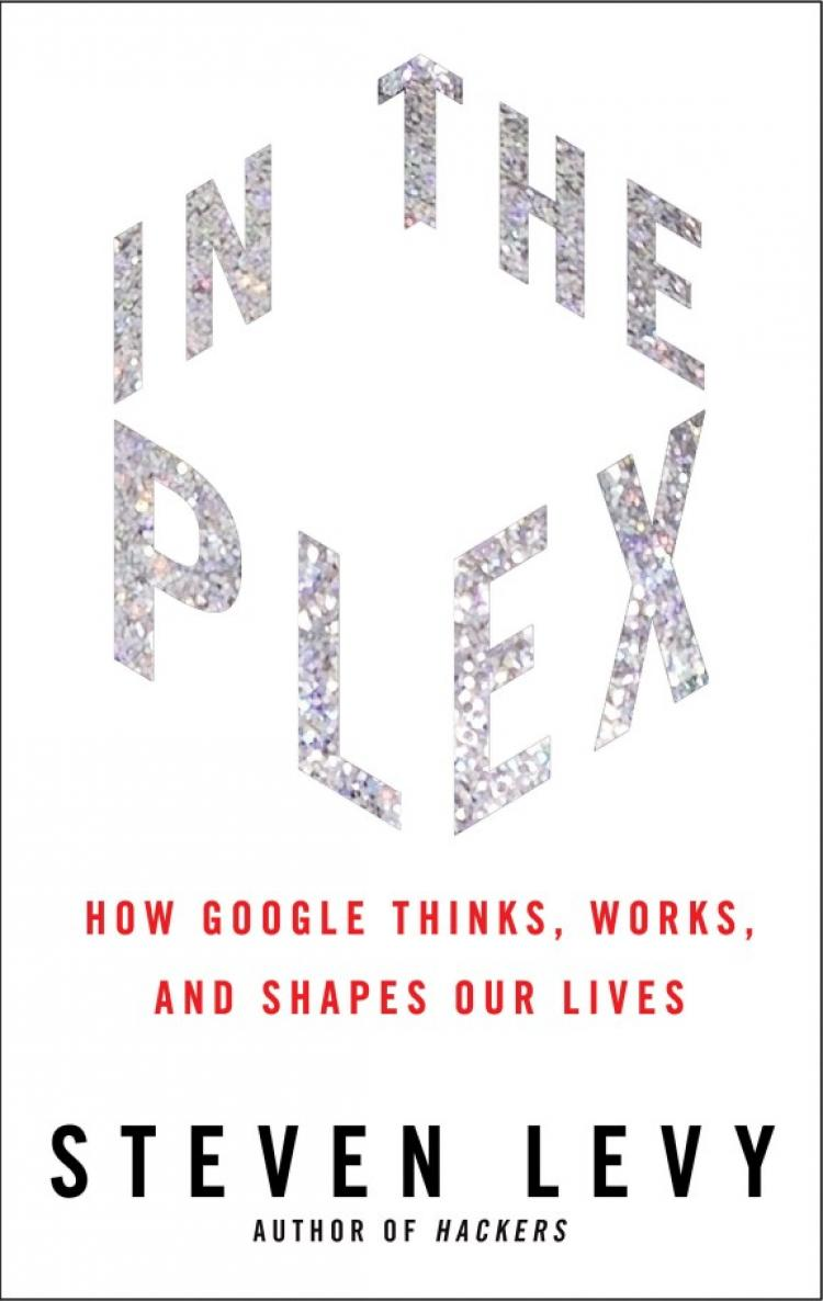 In the Plex, book cover
