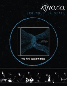 Advaita Album Launch Poster