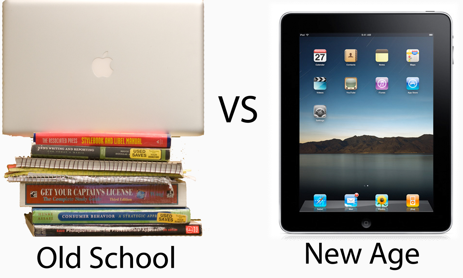 What are some good reasons to bring iPads to school?