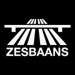 Zesbaans