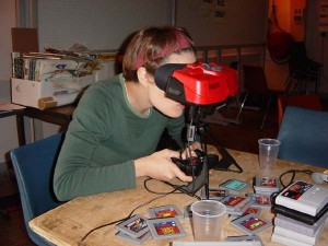 The failed Virtual boy