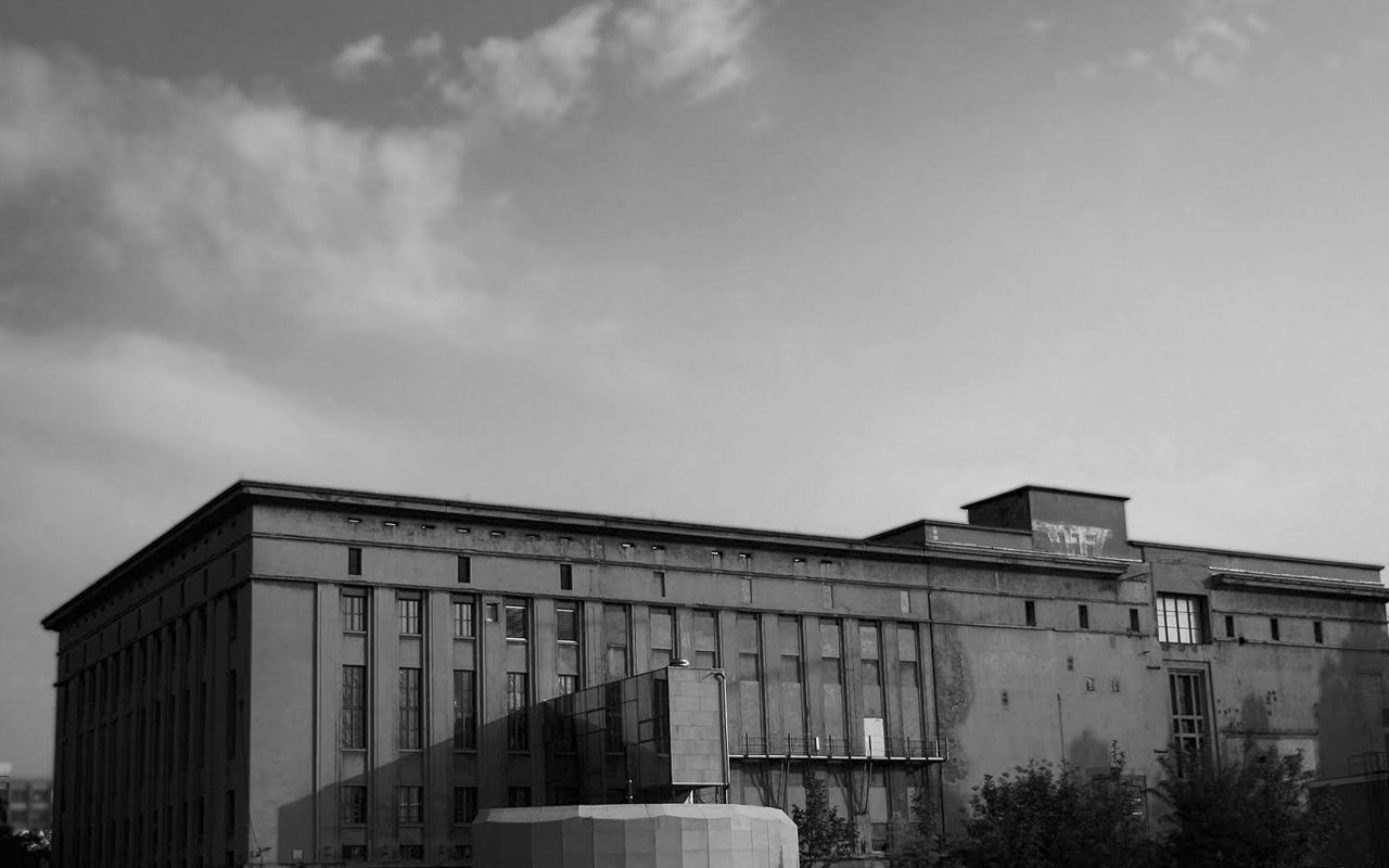 Berlin club Berghain