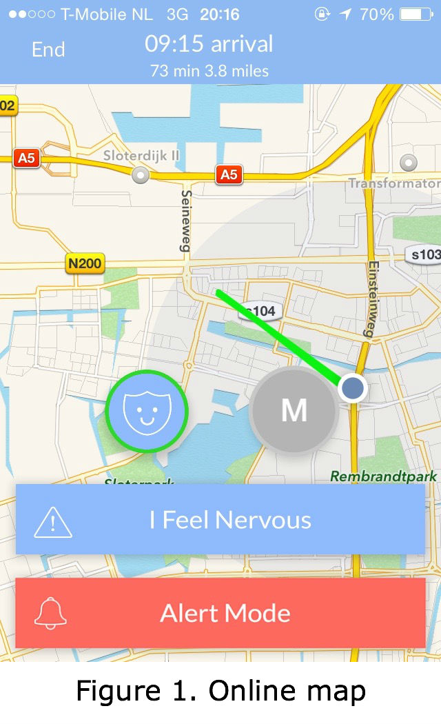 This App Would Have Been Very Useful To Me At The Time That I Used To Live In A Small Town And Had To Through The Dutch Polders Walk Or Bike Home Late At
