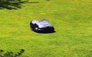 Lawnmower robot