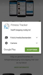 screenshotfitnesstracker