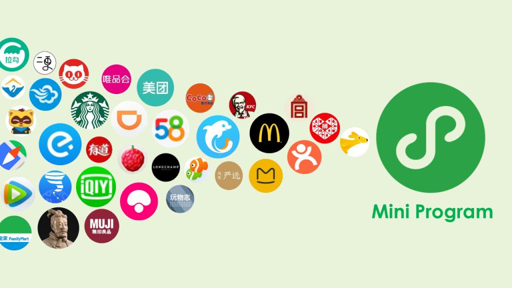 The image of WeChat Mini Program