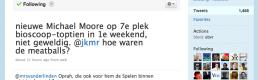 Twitter is Joris Luyendijk's Answer.