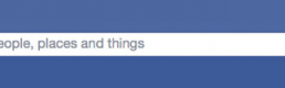 Search No Further: How Changes to the Search Feature Give Facebook More Power Than Ever