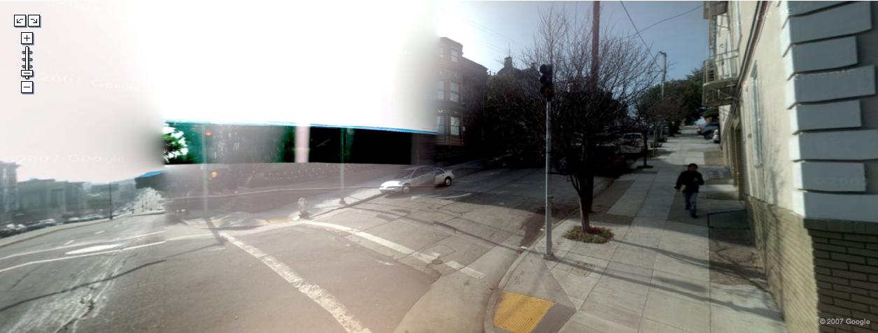Streetview aesthetic