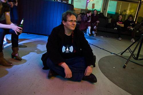 Patrick Lichty/picture Anne Helmond