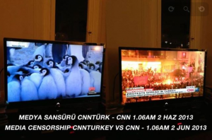 Media Censorship: Turkish CNN versus U.S.A CNN