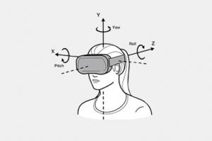 Oculus Rift template