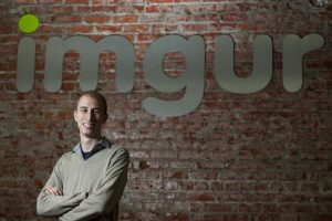 Alan Schaaf, Imgur's founder and CEO. Image courtesy of Imgur.com