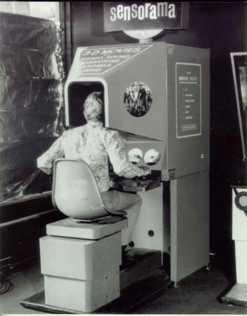 How VR technology began